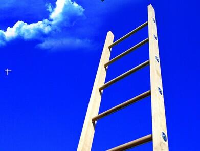 梯子上走下龚海燕:战线收缩前后