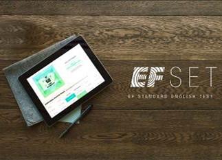 英孚也来抢占测评市场?推出标准英语测试EFSET
