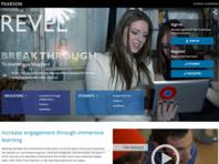 培生发布数学学习工具REVEL