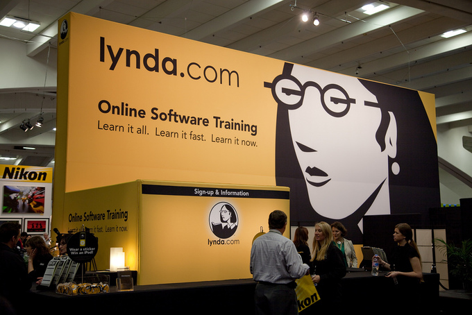 在线视频IT教育网站Lynda完成第二轮1.86亿美元融资