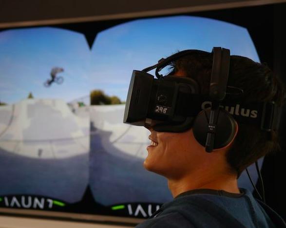 高盛VR报告,让你彻底搞懂它为何能代表未来