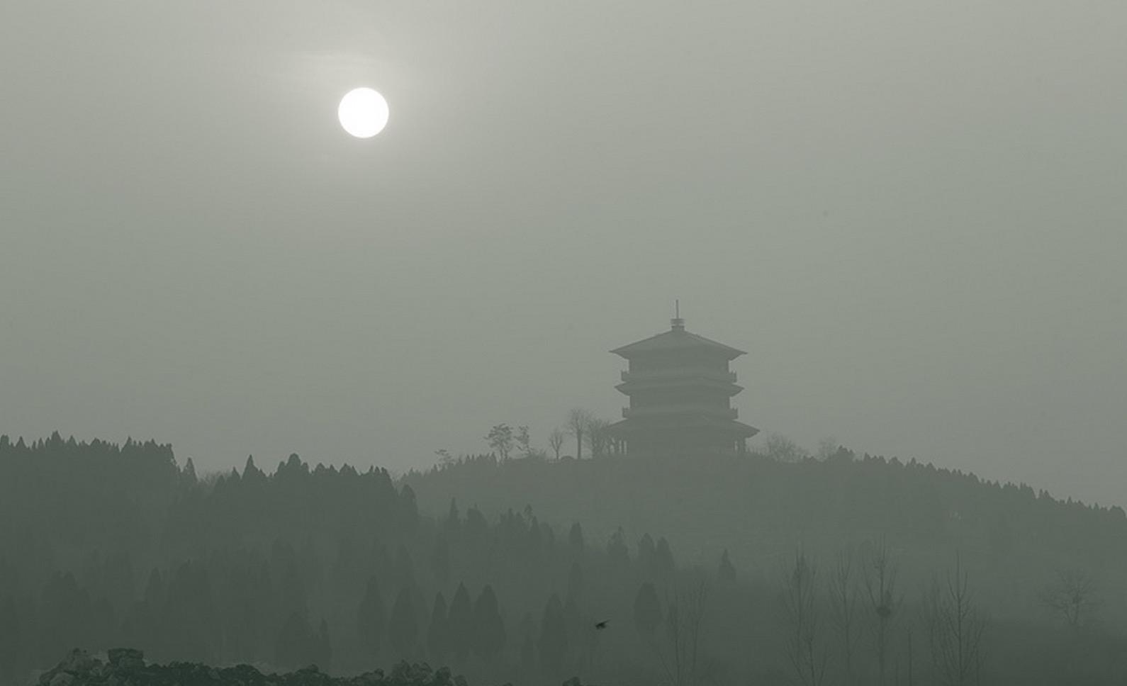 雾霾压城,北京中小学幼儿园将试点安装空气净化设备