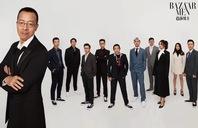 画风突变,俞敏洪携10位优能老师登上《芭莎男士》