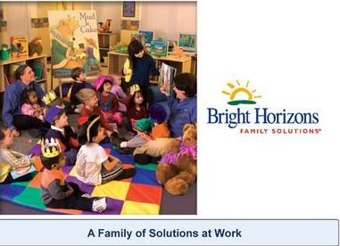 Bright Horizons怎么把幼儿园开进企业?
