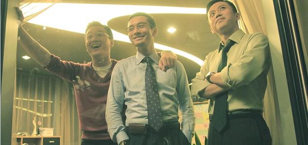 《中国合伙人》周五上映 想甩开新东方的影子?