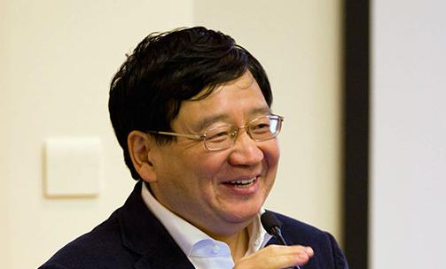 徐小平谈《中国合伙人》:只用了我18个字