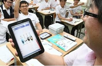 三星和苹果如何布局对方国家的教育市场?