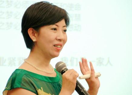 红黄蓝总裁史燕来:婴幼儿创业进入理性消费期