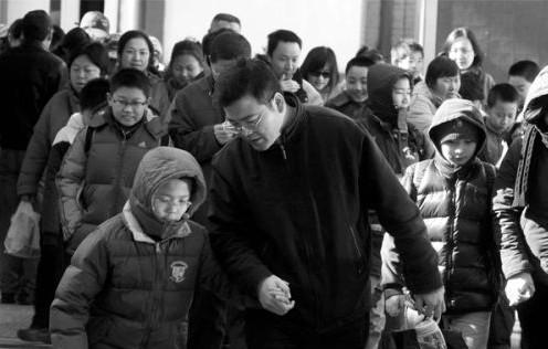 北京小升初黑色利益链:占坑班的大生意