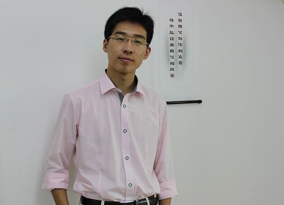 张禾强:要始终与学生保持共鸣