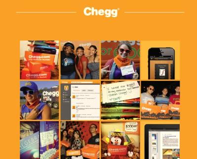 提交上市申请的在线教育公司Chegg,是怎么运作的?