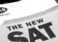SAT考试改革将延期至2016年