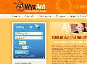 美国在线家教平台WyzAnt获2150万美元A轮投资