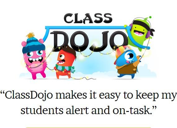教育行为管理平台ClassDojo:像玩游戏一样去升级