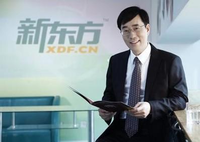 陈向东:谁迷恋权力谁就会葬送未来 包括俞敏洪