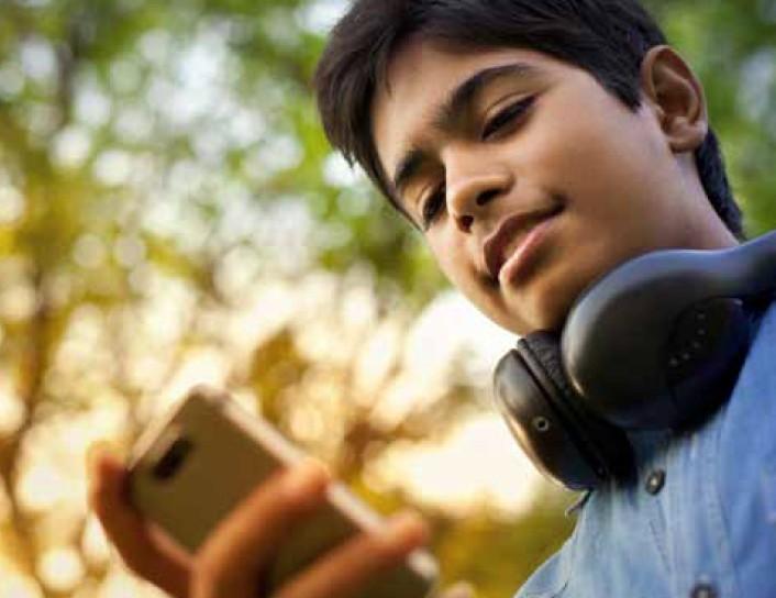 全语音!看看印度巴蒂电信怎么做移动课程的?