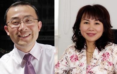 夫妻档创业:关于张永琪和张晓东的一些故事
