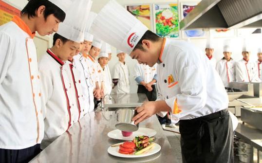 假如新东方烹饪学校也做在线教育