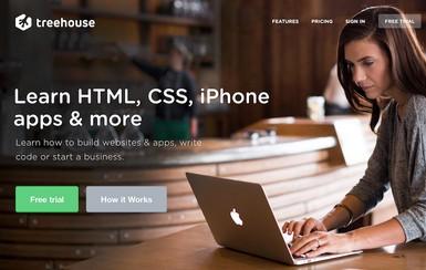 有了TreeHouse,你就不需要去斯坦福学编程了