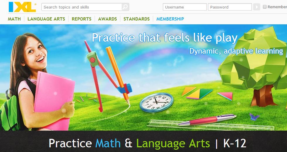 向老师和家长收费,IXL告诉你题库还可以这么玩