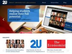 """即将IPO的在线教育公司2U:靠""""送水""""年入5亿!"""
