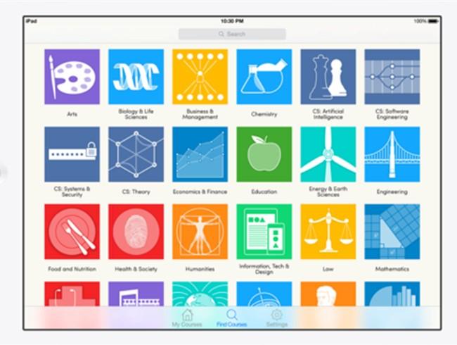 争夺移动端!Coursera发布官方iPad版应用