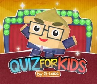 图形不再只是背景:Quiz For Kids让孩子用图形来答题