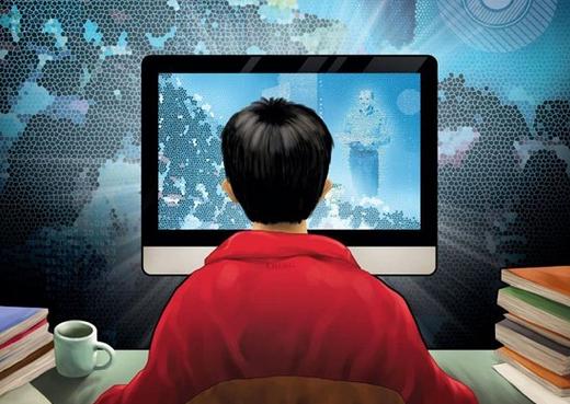 报告称国内在线教育仅三成网民参与 42%有购买计划