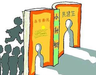 """小升初新政:不再""""拼爹""""和""""拼孩子""""?"""