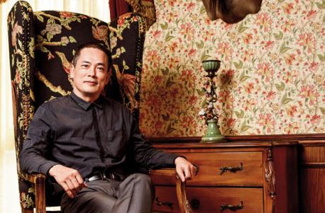孙振耀逆生长:创业是要做一回没题找题的人